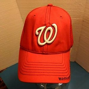 New Era Washington Nationals Fitted Hat